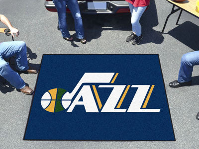 NBA - Utah Jazz Tailgater Rug 5x6 - FANMATS - Dropship Direct Wholesale