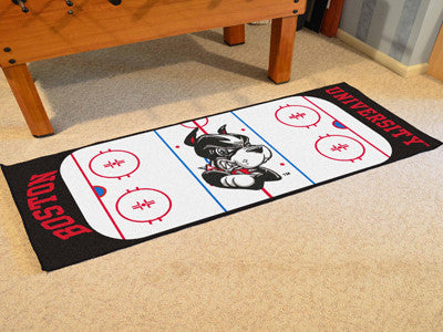 Boston University Rink Runner 30x72 - FANMATS - Dropship Direct Wholesale