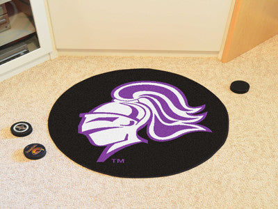 College of Holy Cross Puck Mat - FANMATS - Dropship Direct Wholesale