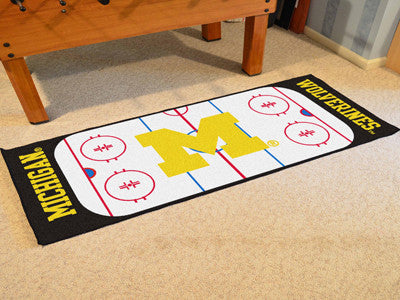 University of Michigan Rink Runner 30x72 - FANMATS - Dropship Direct Wholesale