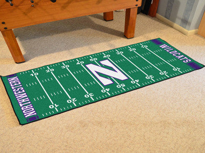 Northwestern University Runner 30x72 - FANMATS - Dropship Direct Wholesale