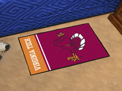 Virginia Tech Alternative Starter Rug 19x30 - FANMATS - Dropship Direct Wholesale