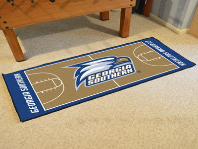 Georgia Southern University Basketball Court Runner 30x72 - FANMATS - Dropship Direct Wholesale
