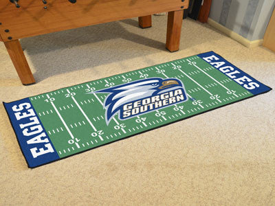 Georgia Southern University Football Field Runner 20.5x32.5 - FANMATS - Dropship Direct Wholesale