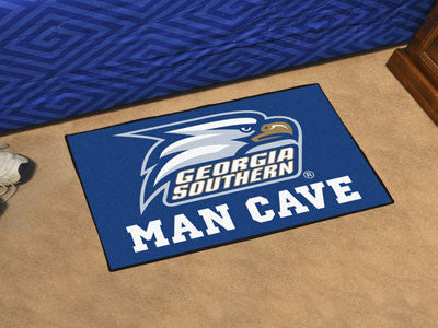 Georgia Southern University Man Cave Starter Rug 19x30 - FANMATS - Dropship Direct Wholesale