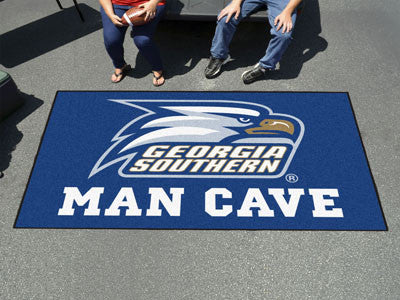 Georgia Southern University Man Cave UltiMat Rug 5x8 - FANMATS - Dropship Direct Wholesale
