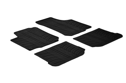 Gledring 1998-2003 Volkswagen Golf IV Custom Fit All Weather Floor Mats - Gledring - Dropship Direct Wholesale