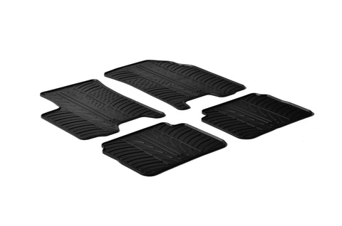 Gledring 2004-2011 Chevrolet Aveo Custom Fit All Weather Floor Mats - Gledring - Dropship Direct Wholesale