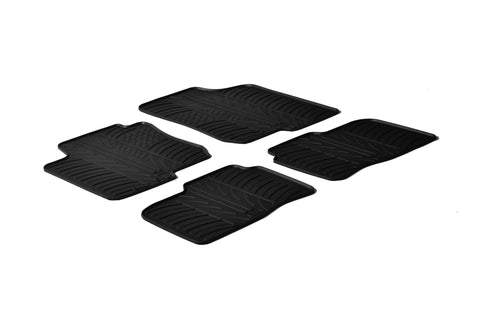 Gledring 2007-2009 Hyundai Elantra Touring Custom Fit All Weather Floor Mats - Gledring - Dropship Direct Wholesale