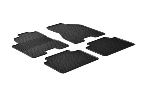 Gledring 2005-2009 Kia Sportage Custom Fit All Weather Floor Mats - Gledring - Dropship Direct Wholesale