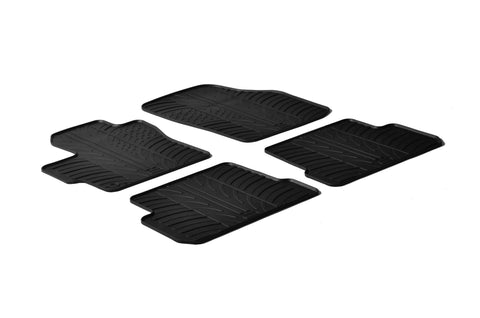 Gledring 2004-2008 Mazda 3 Custom Fit All Weather Floor Mats - Gledring - Dropship Direct Wholesale