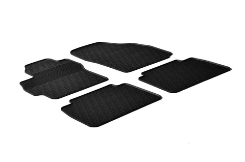 Gledring 2005-2009 Mazda 5 Custom Fit All Weather Floor Mats - Gledring - Dropship Direct Wholesale