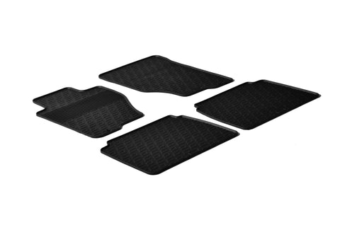 Gledring 2002-2010 Kia Sorento Custom Fit All Weather Floor Mats - Gledring - Dropship Direct Wholesale