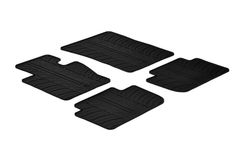Gledring 2004-2010 BMW X3 Custom Fit All Weather Floor Mats - Gledring - Dropship Direct Wholesale