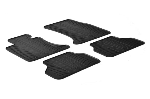 Gledring 2004-2009 BMW 5 Series (E60-E61) Custom Fit All Weather Floor Mats - Gledring - Dropship Direct Wholesale