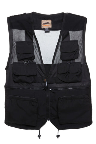 Humvee Combat Vest Black XXL - Humvee - Dropship Direct Wholesale