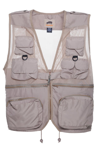 Humvee Combat Vest Khaki M - Humvee - Dropship Direct Wholesale