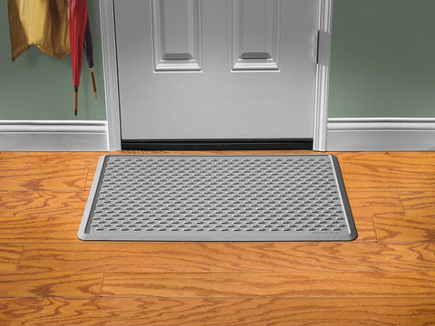 "IndoorMat Grey Indoor Mat 24"" x 39"" - WeatherTech - Dropship Direct Wholesale - 1"