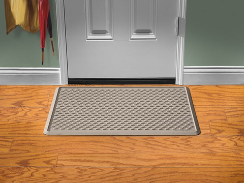 "IndoorMat Tan Indoor Mat 24"" x 39"" - WeatherTech - Dropship Direct Wholesale - 1"