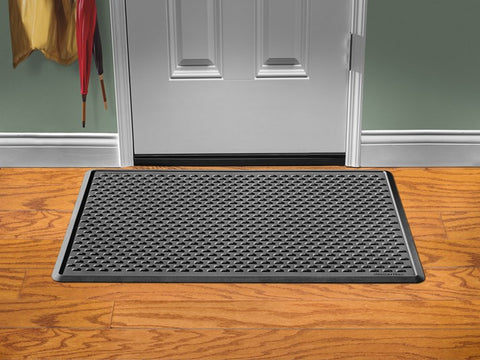 "IndoorMat Black Indoor Mat 48"" x 30"" - WeatherTech - Dropship Direct Wholesale - 1"