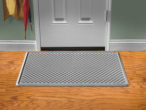 "IndoorMat Grey Indoor Mat 48"" x 30"" - WeatherTech - Dropship Direct Wholesale - 1"