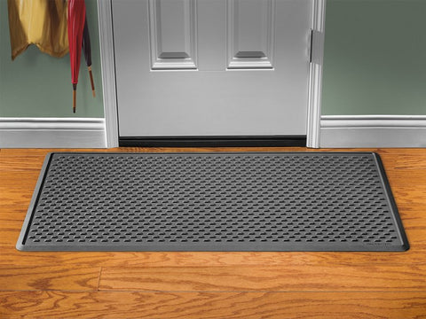 "IndoorMat Black Indoor Mat 30"" x 60"" - WeatherTech - Dropship Direct Wholesale - 1"