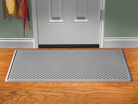 "IndoorMat Grey Indoor Mat 30"" x 60"" - WeatherTech - Dropship Direct Wholesale - 1"