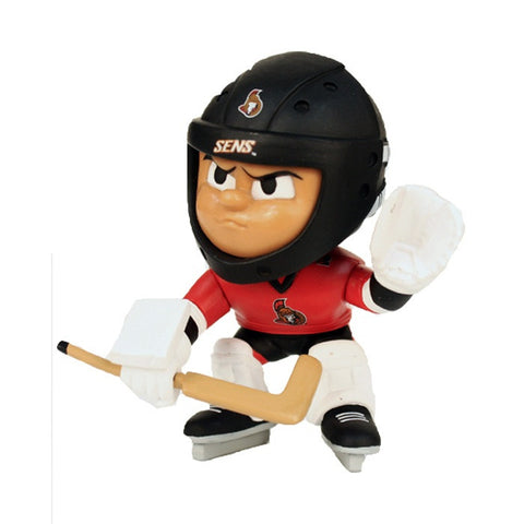 Lil Teammates Series Ottawa Senators Goalie Figurine (Edition 2) - Lil Teammates - Dropship Direct Wholesale