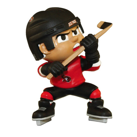 Lil Teammates Series Ottawa Senators Slapper Figurine (Edition 2) - Lil Teammates - Dropship Direct Wholesale