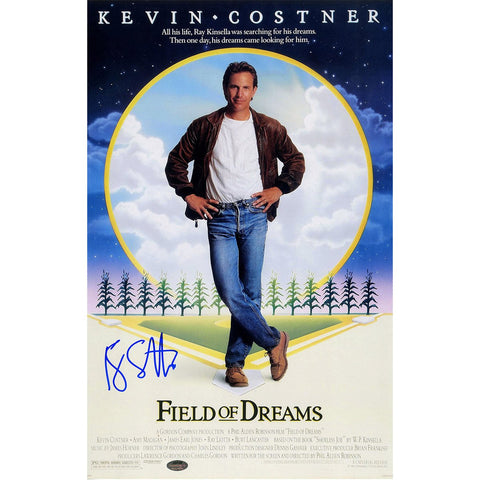Ray Liotta Signed Field of Dreams 11x17 Poster SchwartzSports Auth