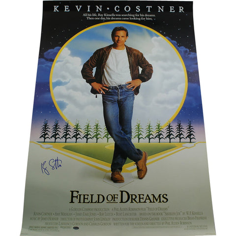 Ray Liotta Signed Field of Dreams 24x36 Poster SchwartzSports Auth