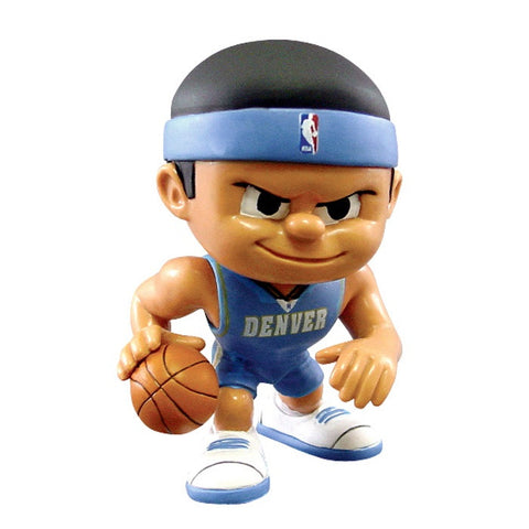 Lil Teammates Series Denver Nuggets Playmaker Figurine (Edition 1) - Lil Teammates - Dropship Direct Wholesale