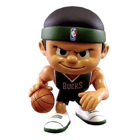 Lil Teammates Series Milwaukee Bucks Playmaker Figurine (Edition 2) - Lil Teammates - Dropship Direct Wholesale