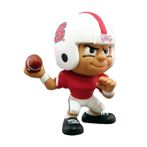Lil Teammates Series North Carolina State Wolfpack Quarterback Figurine (Edition 1) - Lil Teammates - Dropship Direct Wholesale