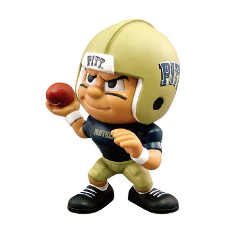 Lil Teammates Series Pittsburgh Panthers Quarterback Figurine (Edition 1) - Lil Teammates - Dropship Direct Wholesale
