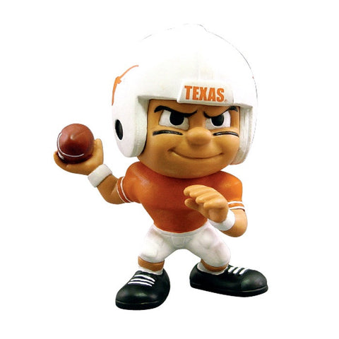 Lil Teammates Series Texas Longhorns Quarterback Figurine (Edition 1) - Lil Teammates - Dropship Direct Wholesale