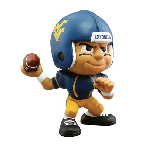 Lil Teammates Series West Virginia Mountaineers Quarterback Figurine (Edition 1) - Lil Teammates - Dropship Direct Wholesale