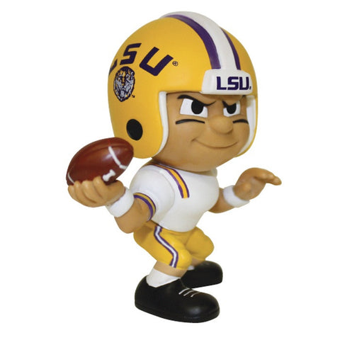 Lil Teammates Series LSU Tigers Quarterback Figurine (Edition 2) - Lil Teammates - Dropship Direct Wholesale