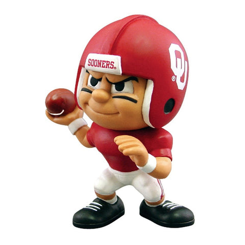 Lil Teammates Series Oklahoma Sooners Quarterback Figurine (Edition 2) - Lil Teammates - Dropship Direct Wholesale