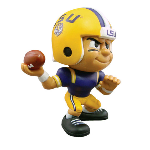 Lil Teammates Series LSU Tigers Quarterback Figurine (Edition 3) - Lil Teammates - Dropship Direct Wholesale
