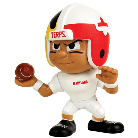 Lil Teammates Series Maryland Terrapins Quarterback Figurine (Edition 3) - Lil Teammates - Dropship Direct Wholesale