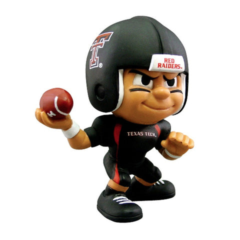 Lil Teammates Series Texas Tech Red Raiders Quarterback Figurine (Edition 3) - Lil Teammates - Dropship Direct Wholesale