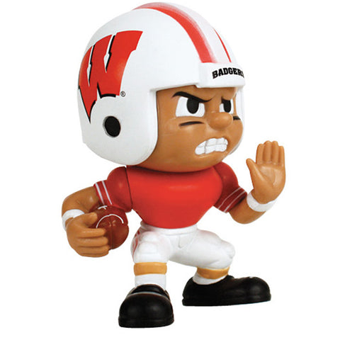 Lil Teammates Series Wisconsin Badgers Running Back Figurine (Edition 3) - Lil Teammates - Dropship Direct Wholesale