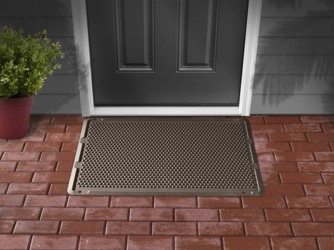 "OutdoorMat Brown Outdoor Mat 24"" x 39"" - WeatherTech - Dropship Direct Wholesale - 1"