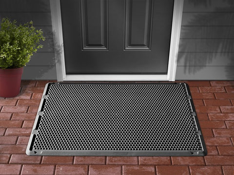 "OutdoorMat Black Outdoor Mat 48"" x 30"" - WeatherTech - Dropship Direct Wholesale - 1"