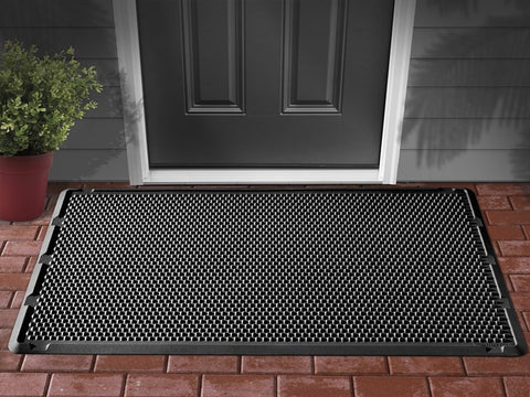 "OutdoorMat Black Outdoor Mat 30"" x 60"" - WeatherTech - Dropship Direct Wholesale - 1"