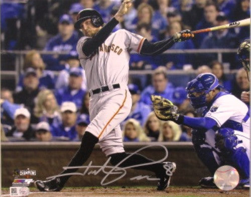 Hunter Pence Autographed 16x20 Photo - MLBPAA - Dropship Direct Wholesale