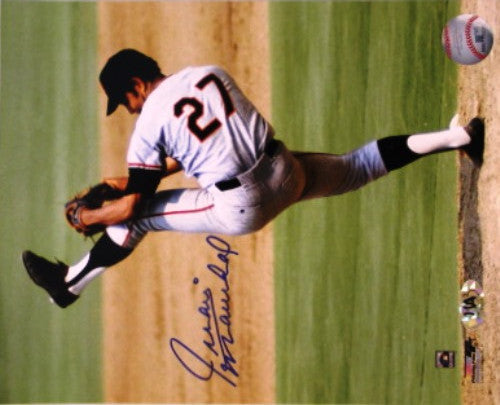 Juan Marichal Autographed 16x20 Photo - MLBPAA - Dropship Direct Wholesale