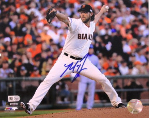Madison Bumgarner Autographed 16x20 Giants Photo - MLBPAA - Dropship Direct Wholesale