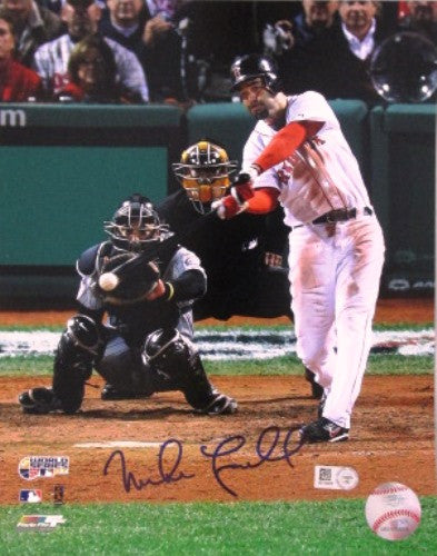 Mike Lowell Autographed 16x20 2007 World Series Photo - MLBPAA - Dropship Direct Wholesale